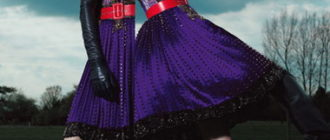 Рекламная кампания от Givenchy