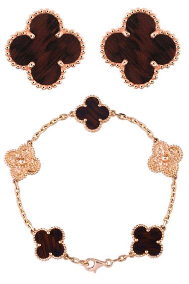 Праздничная коллекция украшений Van Cleef & Arpels