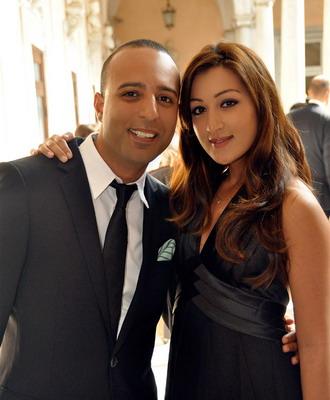 фото араш с женой