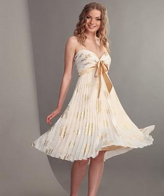 Вечерние летние платья с фото