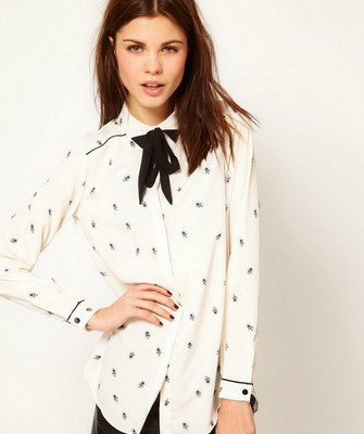 Модные Блузки Рубашки