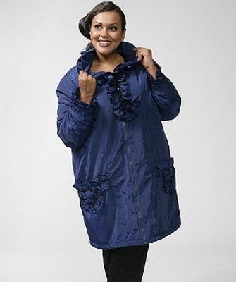 Куртки стильные больших размеров