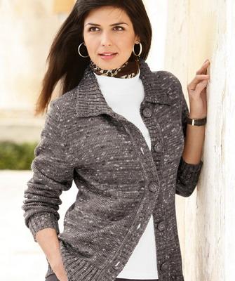 6355ceff1e0 Модные вязаные кофты 2019 года  на фото модели для женщин на весну ...