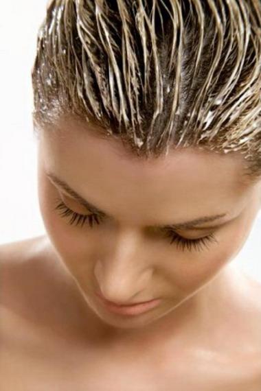 Маска для волос мед лимон — Волосы