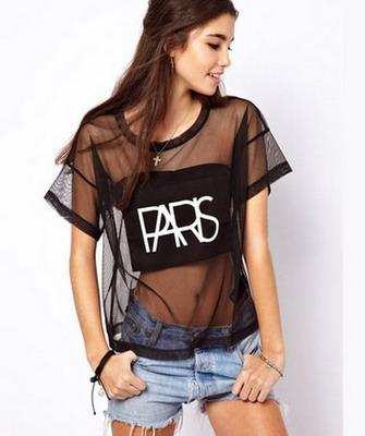 0e893cddcc505 ... в себе это чувство с помощью модных моделей. Ироничные и слегка  легкомысленные надписи и принты – да! Именно так должны выглядеть женские  футболки летом ...