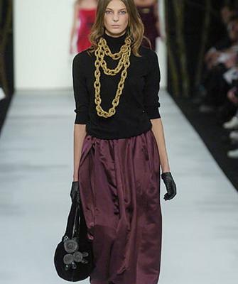 Осенние модные юбки