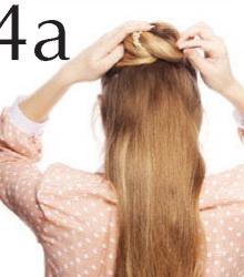 Как сделать волос гладким без утюжка 878