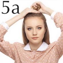 простые поэтапные прически на каждый день для средних волос