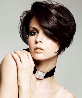 Прическа на волнистые волосы своими руками фото