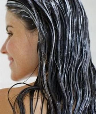 маска из соды на волосы