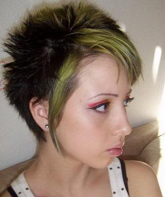 Эмо стрижки на короткие волосы всё о