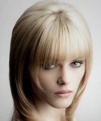 Стрижка паж на короткие и средние волосы в 2018 году: на фото и видео паж с челкой