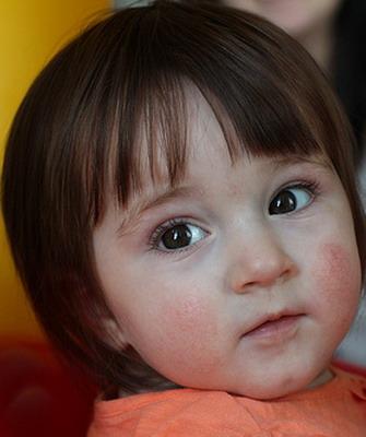 Детское каре  стрижка для маленьких девочек с фото