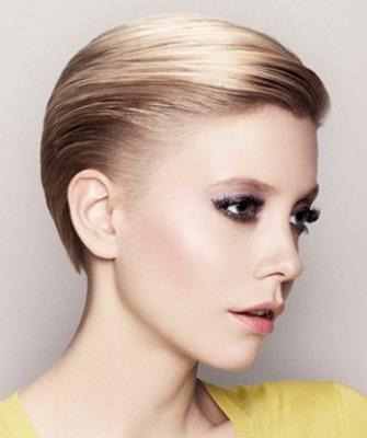 Модельные стрижки на короткие волосы