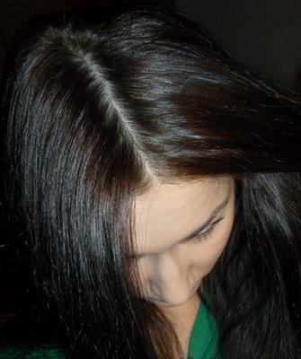 Как покрасить хной и басмой волосы в черный цвет