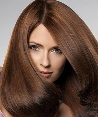В какой цвет можно покрасить каштановые волосы