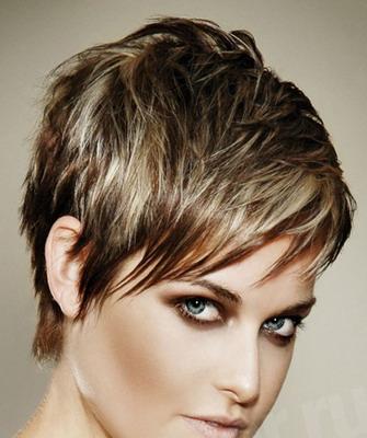 Стрижки на короткие жёсткие волосы