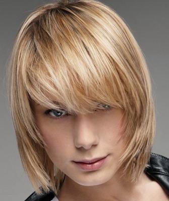 ежедневные прически на средние волосы с фото