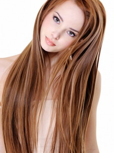 Фото стрижки на длинные густые волосы