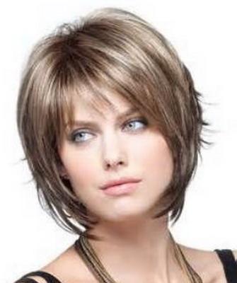 Стрижка «Каскад» на средние волосы (женские средние стрижки с описанием и фото)