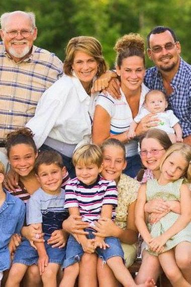 Кто кем приходится в семье схема