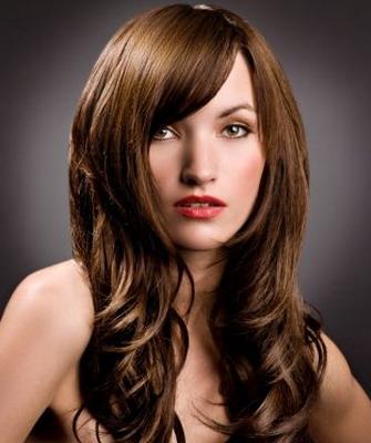 Каскадные стрижки на длинные волосы