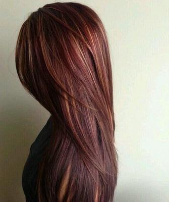 Стрижки каскад разновидности средние волосы