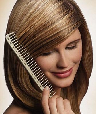 Перышки на волосах в домашних условиях 652