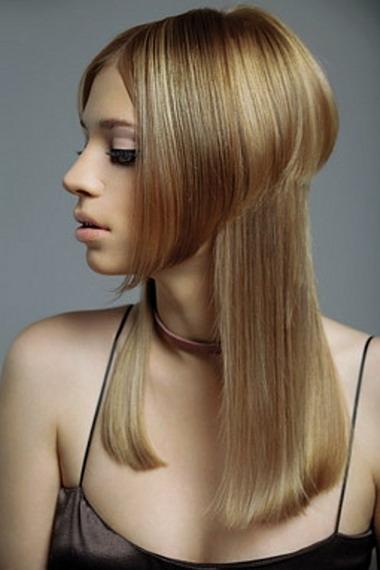 Стрижка женских волос
