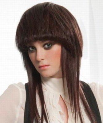 Шапочка на длинные волосы