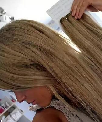 картинка начес волос