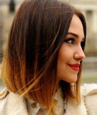 причёска на удлиненное каре фото