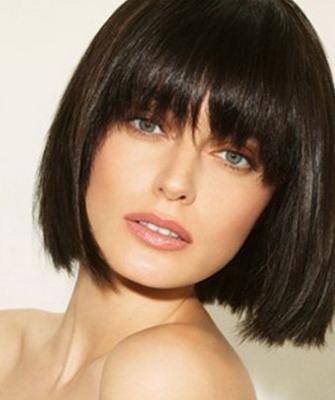 Прическа голливудские локоны на средние волосы фото
