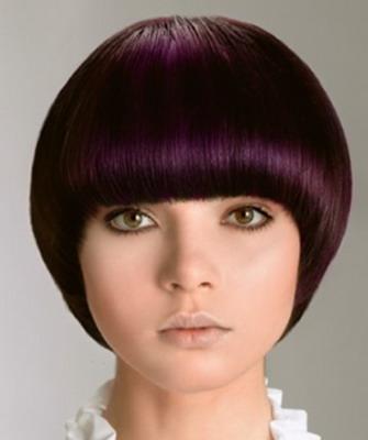 Длинная стрижка женская на тонкие волосы