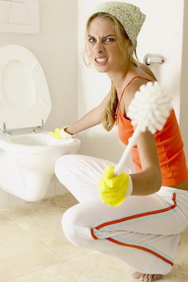 Как отмыть ванну от желтизны