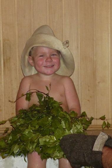 Дети и баня: с какого возраста можно ребенку в баню, как парить ребенка в бане