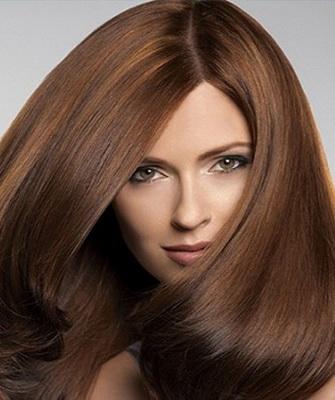 Как из рыжего цвета волос сделать темный 974
