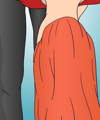 Как самому ровно подстричь волосы и видео, как самой себе  подстричь волосы ровной линией