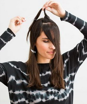 Как самостоятельно подстричь секущиеся кончики