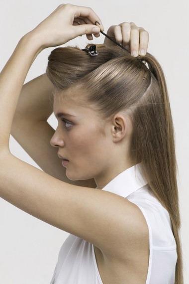 Как можно красиво заколоть волосы: пошаговые фото, видео, как быстро и просто заколоть волосы