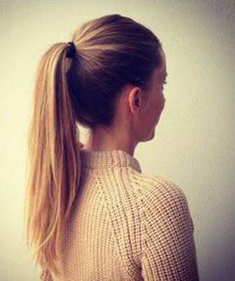 Для волос средней длины