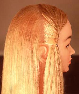 Очарование собранных причесок. Учимся собирать волосы