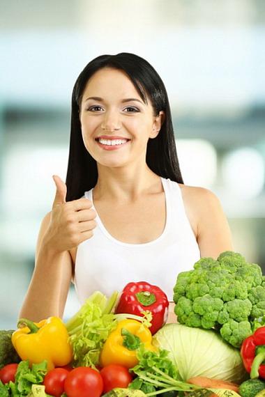 Веганская диета очередной лидер топа модных методов похудения