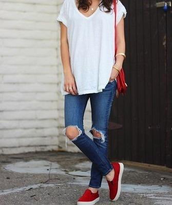 Модны ли женские туфли на шнурках
