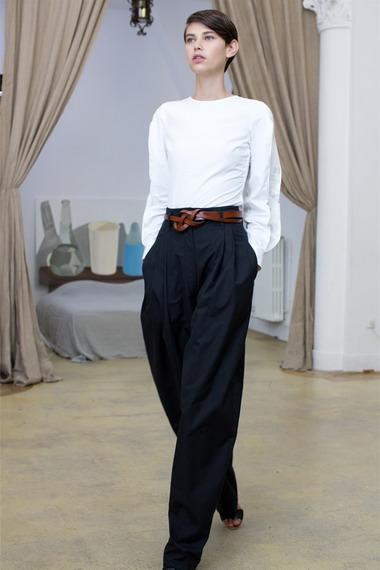 Широкие брюки 2018