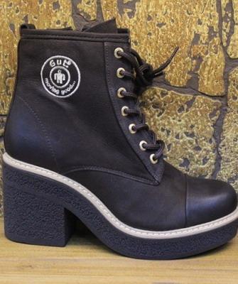 e91690472 GUT – довольно молодая компания и одна из самых динамично развивающихся  компаний среди немецких 5 брендов обуви для женщин. Своей героиней GUT  выбрала ...