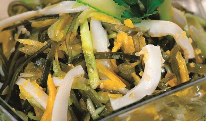 рецепты салатов из раздельного питания