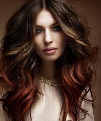 Стрижки на длинные волосы с объемным верхом