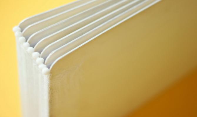 Как сделать обложку из ткани скрапбукинг