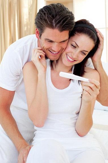 Как должна вести себя беременная девушка